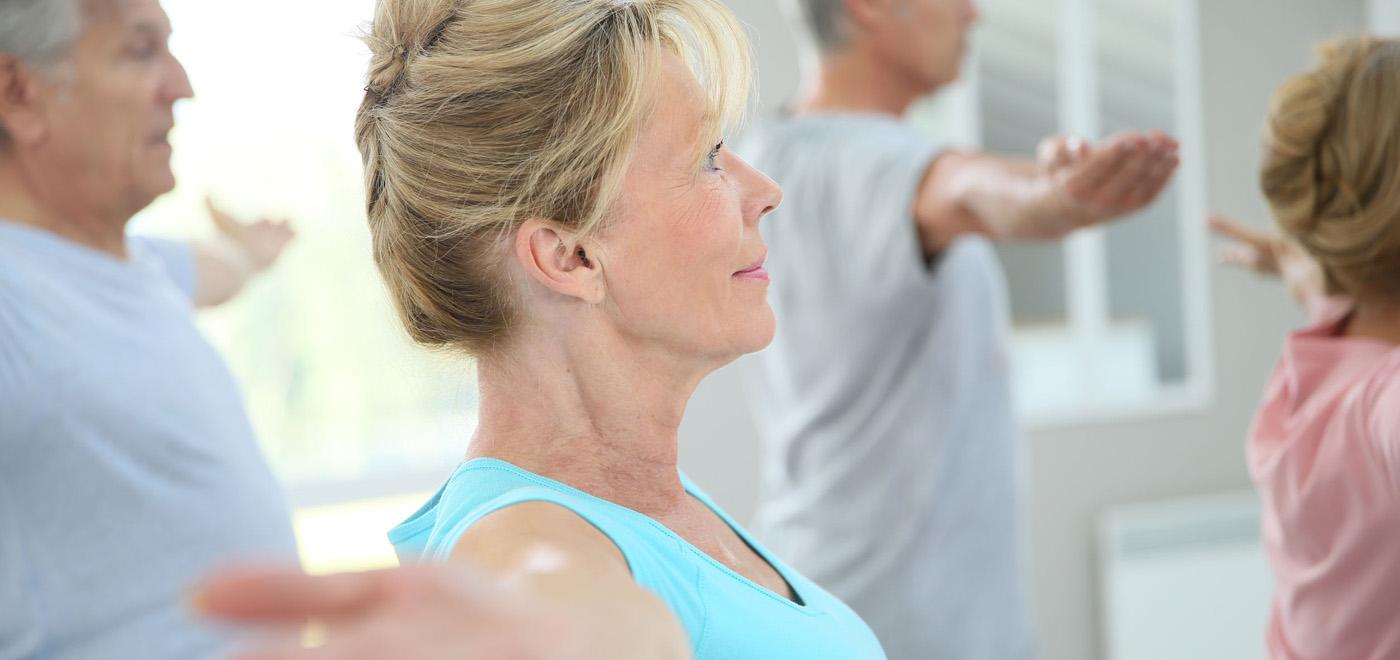 Kinésiologie Lisa Rodrigue - exercices personnes retraitées